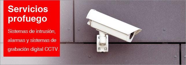 servicios de seguridad y alarma