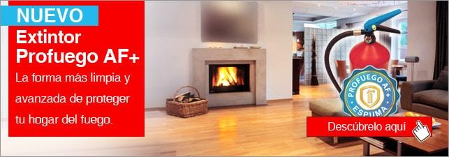 Fuego en el hogar: Cómo prevenirlo.