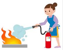 uso del extintor profueg