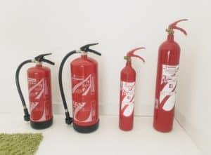 uso del extintor que extintor utilizar primero