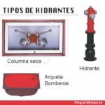 tipos de hidrantes