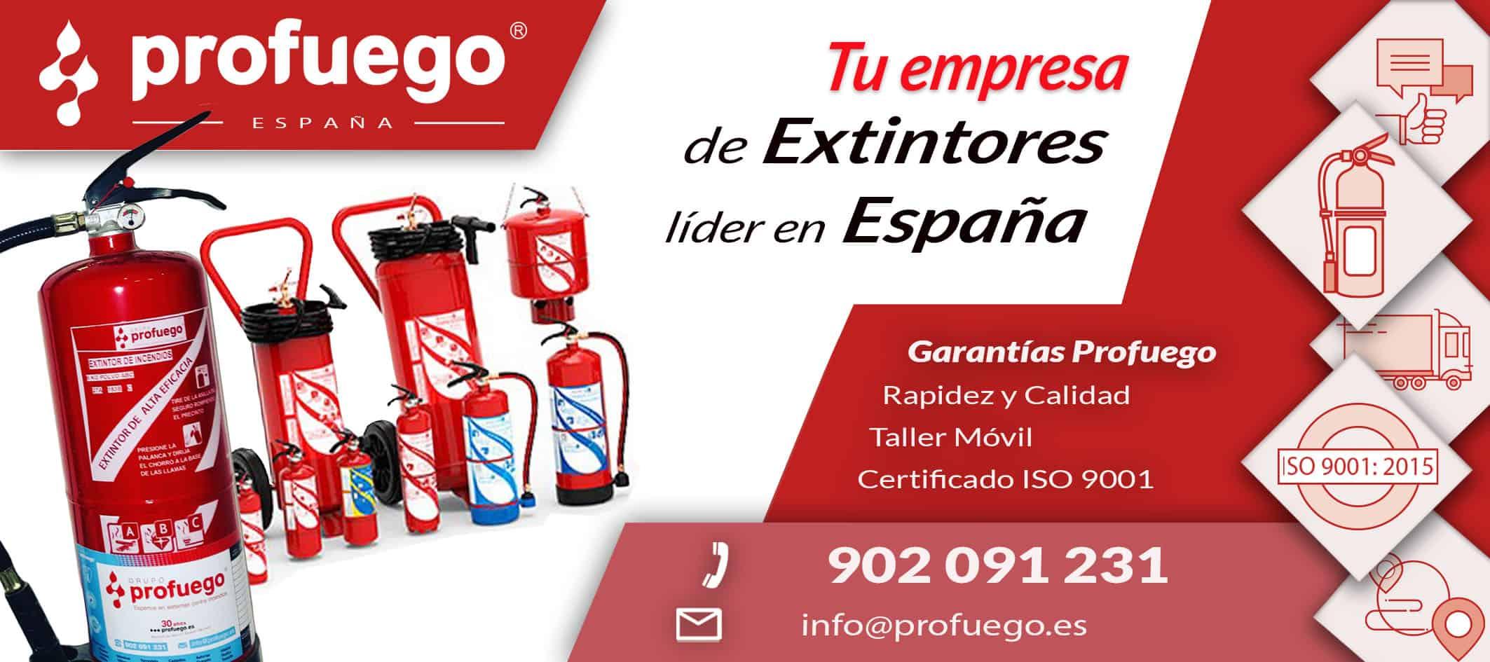 comprar extintores españa