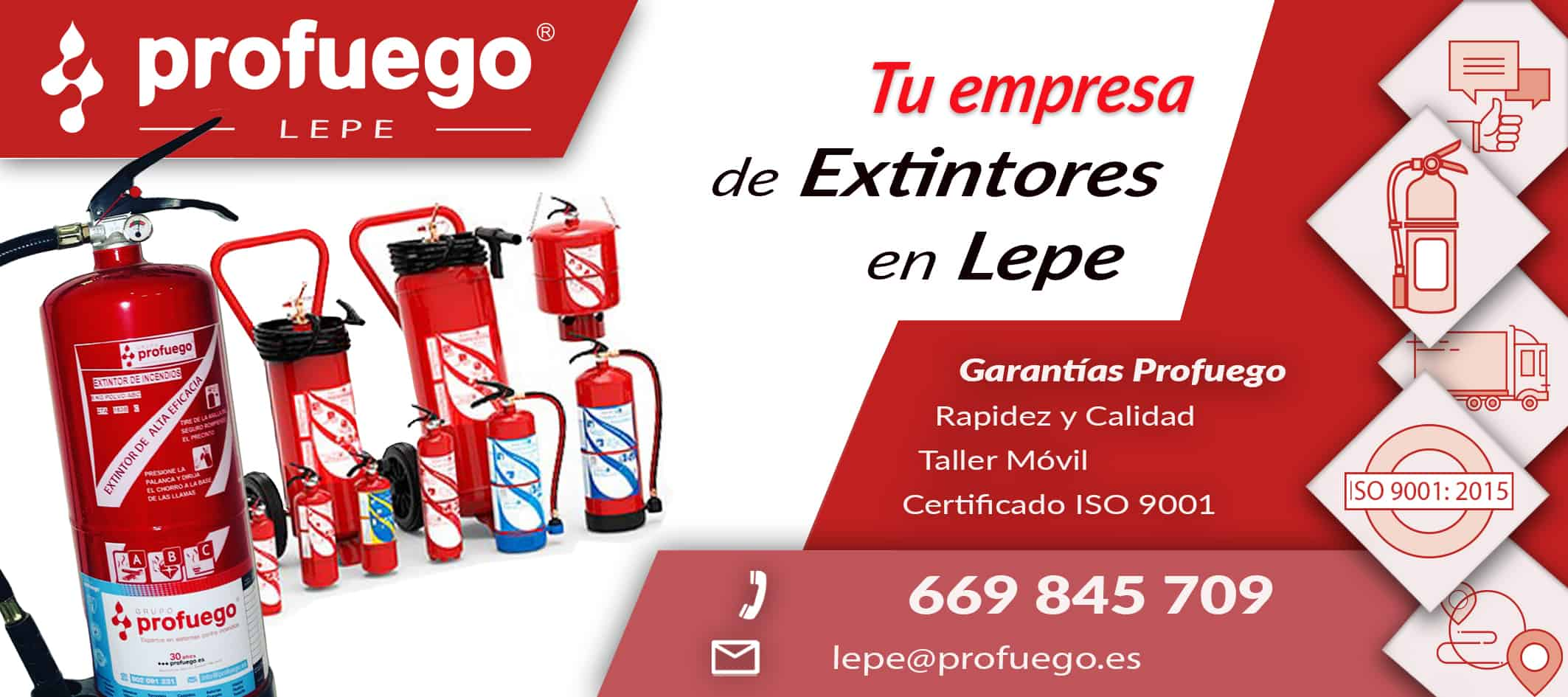extintores lepe