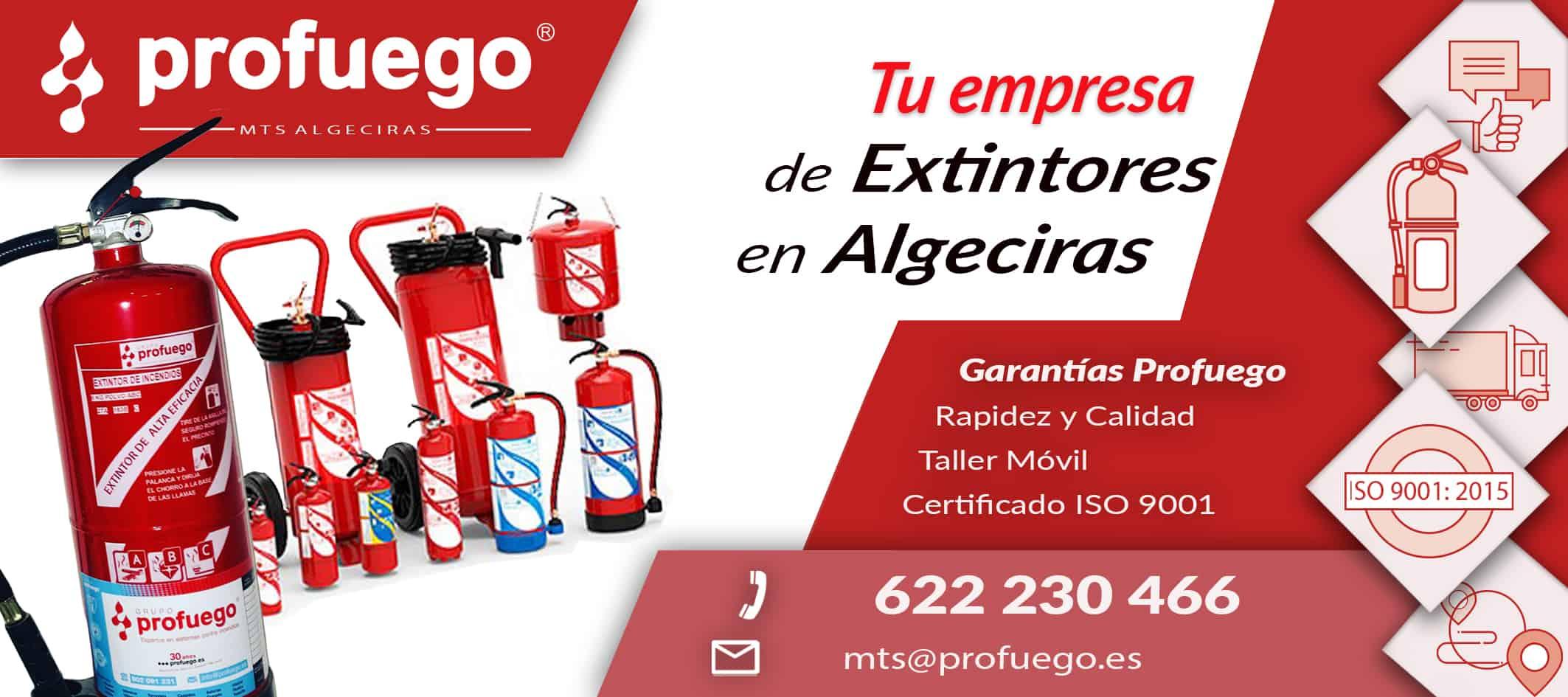 extintores mts algeciras