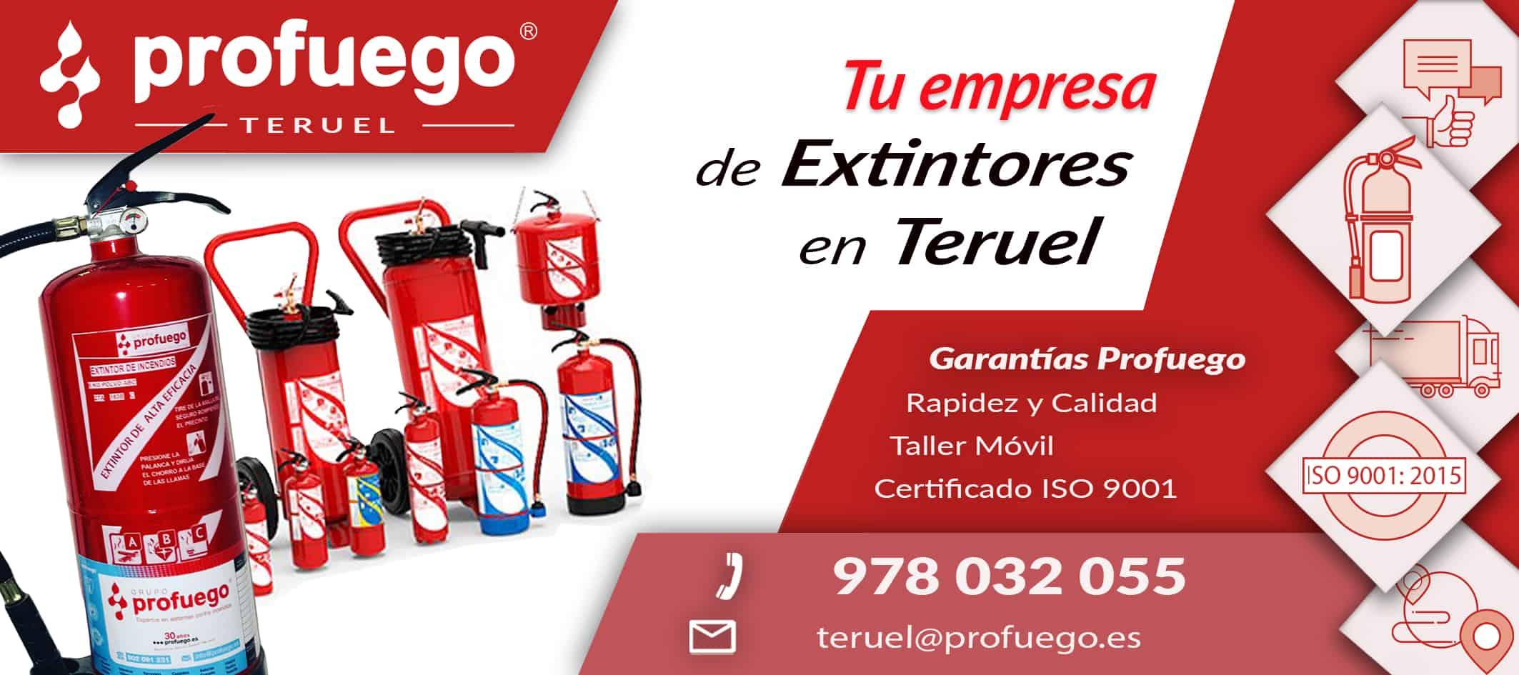extintores teruel