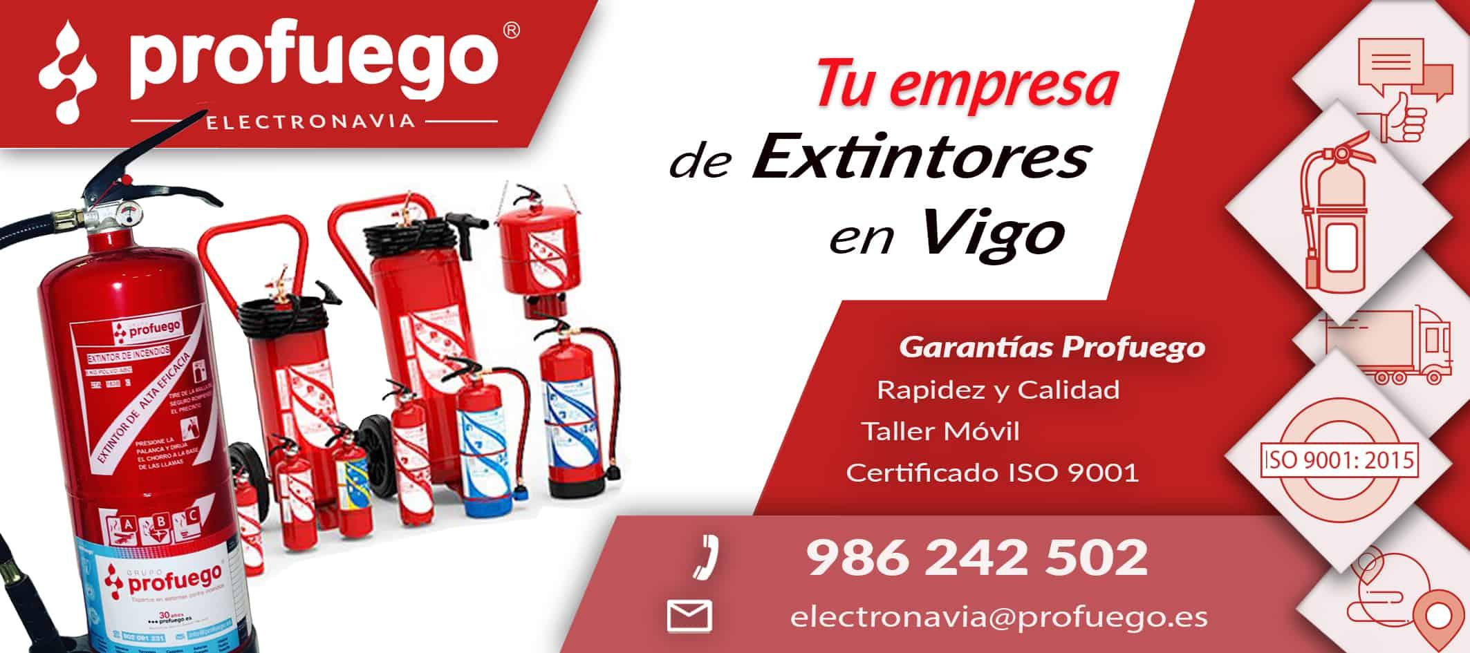 extintores vigo