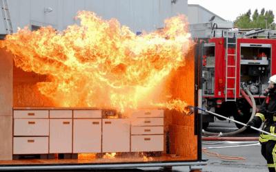11 de mayo, Día contra los incendios domésticos
