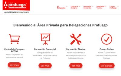 Video Area privada Delegaciones