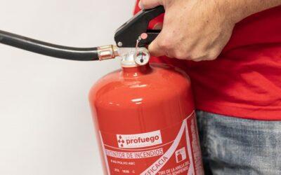 Los 5 mejores extintores para combatir un incendio