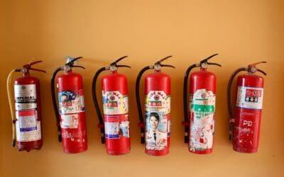 Sanciones por no tener un sistema contraincendios en vigor